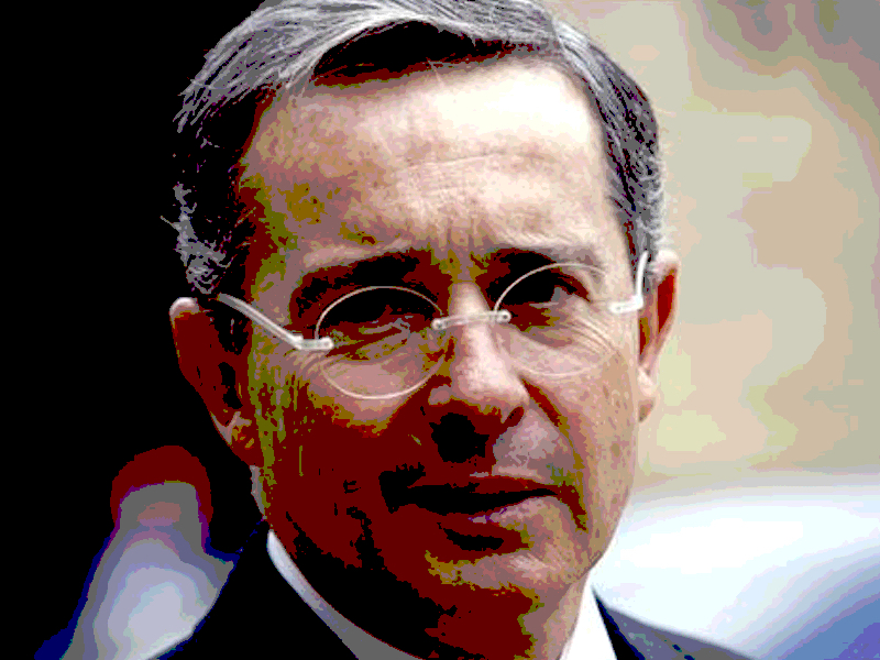 Álvaro Uribe Vélez: Message to the authorities and the Congress of the United States of America